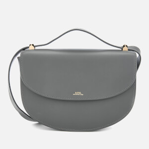 A.P.C. Women's Geneve Bag - Blue Grey