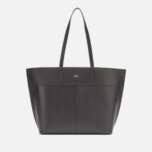 A.P.C. Women's Totally Tote Bag - Black
