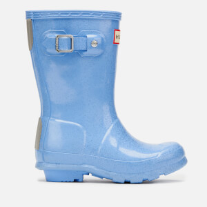 Hunter Kid's Original Starcloud Wellies - Vivid Blue