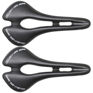 Selle San Marco Aspide Supercomfort Dynamic Saddle
