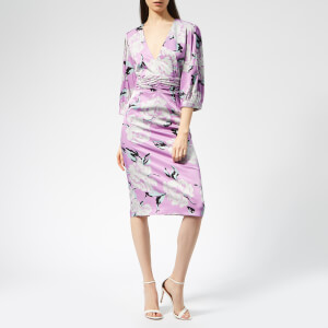Gestuz Women's Gwin Dress - Purple Flower