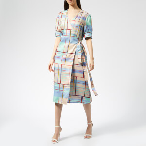 Gestuz Women's Ambina Dress - Multi Check