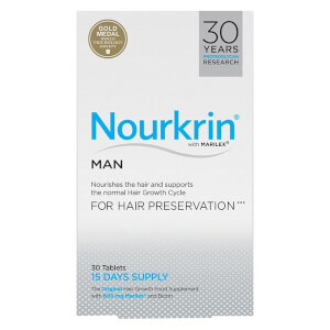 Nourkrin Man - 30 tabletter