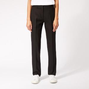 Victoria, Victoria Beckham Women's Slim Pants - Black