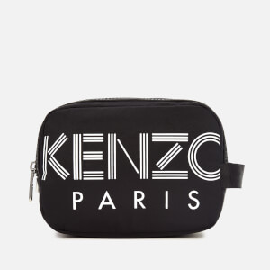 KENZO Men's Cosmetic Pouch - Black