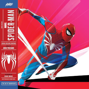 Marvel's Spider-Man (Original Video Game Soundtrack) Double LP