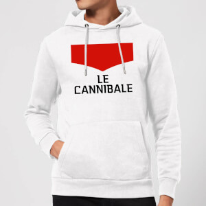 Summit Finish Le Cannibale Hoodie - White