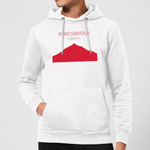 Summit Finish Mont Ventoux Hoodie - White