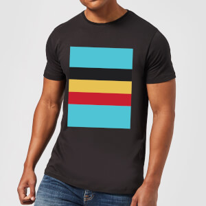 Summit Finish Belgium Flag Men's T-Shirt - Black