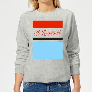 Summit Finish St Raphael Women's Sweatshirt - Grey