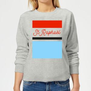 Summit Finish St Raphael Women's Sweatshirt - Grey