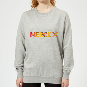 Summit Finish Merckx - Rider Name Women's Sweatshirt - Grey