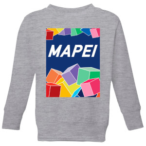 Summit Finish Mapei Kids' Sweatshirt - Grey