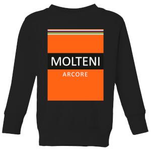 Summit Finish Molteni Kids' Sweatshirt - Black