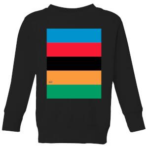 Summit Finish World Champion Stripes Kids' Sweatshirt - Black