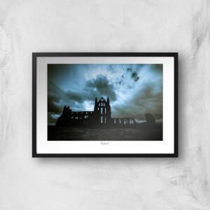 Thunderbolt Photography Whitby Abby Art Print