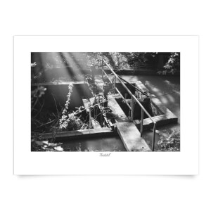 Thunderbolt Photography Queens Park, Floodgate Art Print