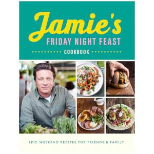 Signed Jamie's Friday Night Feast Cookbook