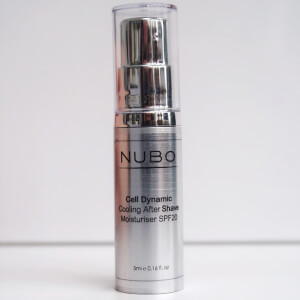 NuBo Cell Dynamic Cooling Aftershave Moisturiser SPF 20 (Free Gift) (Worth £18.00)
