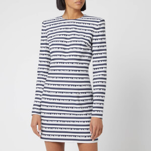 Balmain Women's Mini Dress - Blue