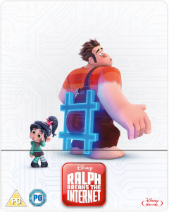 Ralph Breaks the Internet – Zavvi Exclusive Limited Edition Steelbook