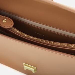 Pinko Women's Love Simply Shoulder Bag - Tan: Image 5