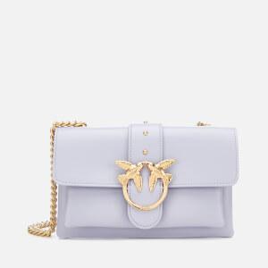 Pinko Women's Mini Love Bag - Lavender