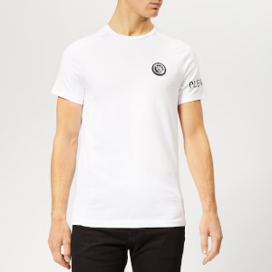 Plein Sport Men's Geometric T-Shirt - White