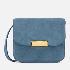 Victoria Beckham Women s Eva Cross Body Bag - Blue 0bf1d908d4e97