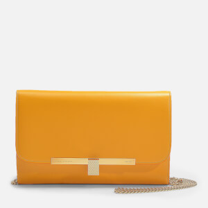 Victoria, Victoria Beckham Women's New Wallet On Chain - Yellow