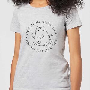 Fluff You Women's T-Shirt - Grey