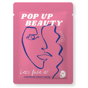 Pop Beauty Soothing Sheet Mask