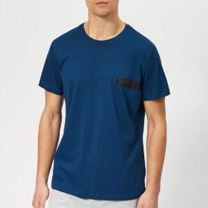BOSS Men's Logo T-Shirt - Blue