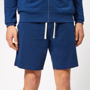 BOSS Men's Jersey Shorts - Bright Blue