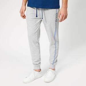 BOSS Men's Authentic Jersey/Brushed Sweatpants - Grey
