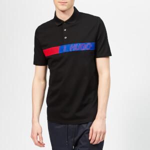 HUGO Men's Dantes Polo Shirt - Black