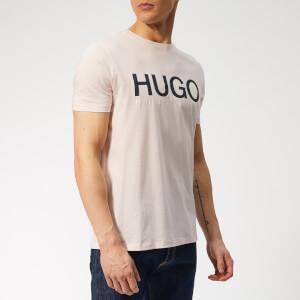 HUGO Men's Dolive T-Shirt - Light/Pastel Pink