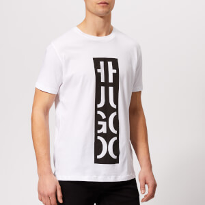 HUGO Men's Darlon T-Shirt - White