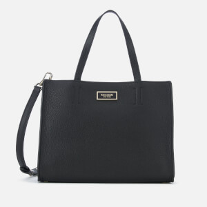 Kate Spade New York Women's Sam Medium Satchel - Black