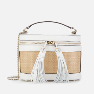 Kate Spade New York Women's Rose Small Cross Body Bag - Optic White