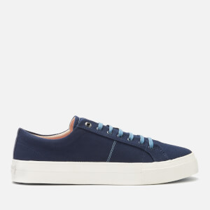 Ted Baker Men's Eshron Textile Low Top Trainers - Dark Blue