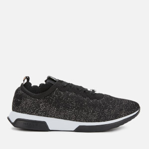 Ted Baker Women's Lyara Knitted Runner Style Trainers - Black