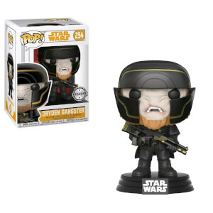 Star Wars Solo Dryden Gangster EXC Pop! Vinyl Figure