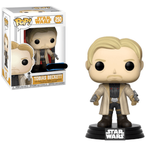 Figura Funko Pop! - Tobias Beckett - Star Wars