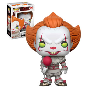 IT Pennywise with Balloon EXC Funko Pop! Vinyl