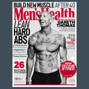 Men's Health Magazine Gift (December 19 Edition)