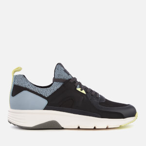 Camper Men's Drift Runner Style Trainers - Multi Navy