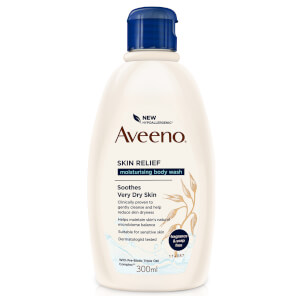 Aveeno Skin Relief Moisturising Body Wash 300ml