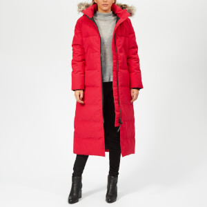 Canada Goose Women's Mystique Parka - Fusion Fit - Red