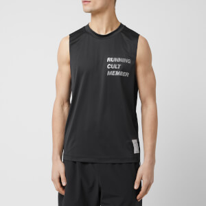 Satisfy Men's Light Muscle Short Sleeve T-Shirt - Black
